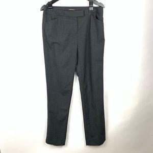 Lafayette 148 Wool Dress Pant Straight Leg Sz 4